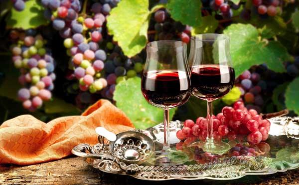 Как сделать виноградное домашнее вино 715