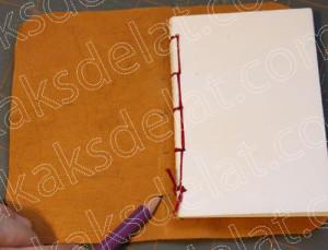 Как сделать блокнот своими руками из бумаги тетради видео