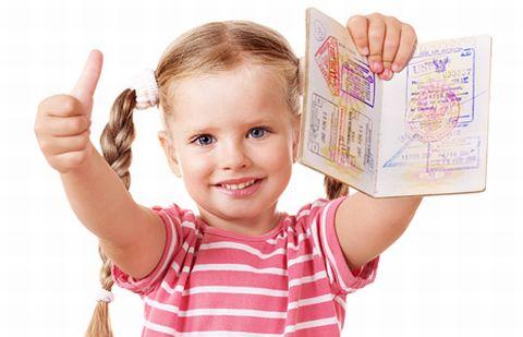 Как сделать загранпаспорт ребенку через интернет и госулуги