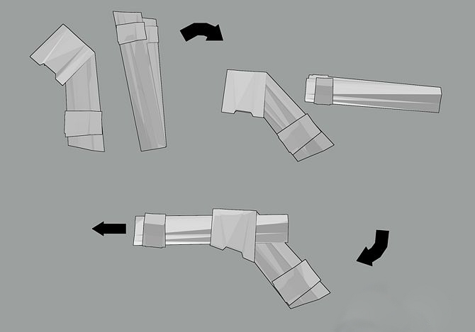 Видео как сделать из бумаги оружие своими руками