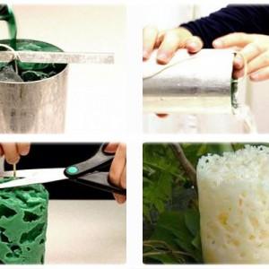 формочки для изготовления свечей