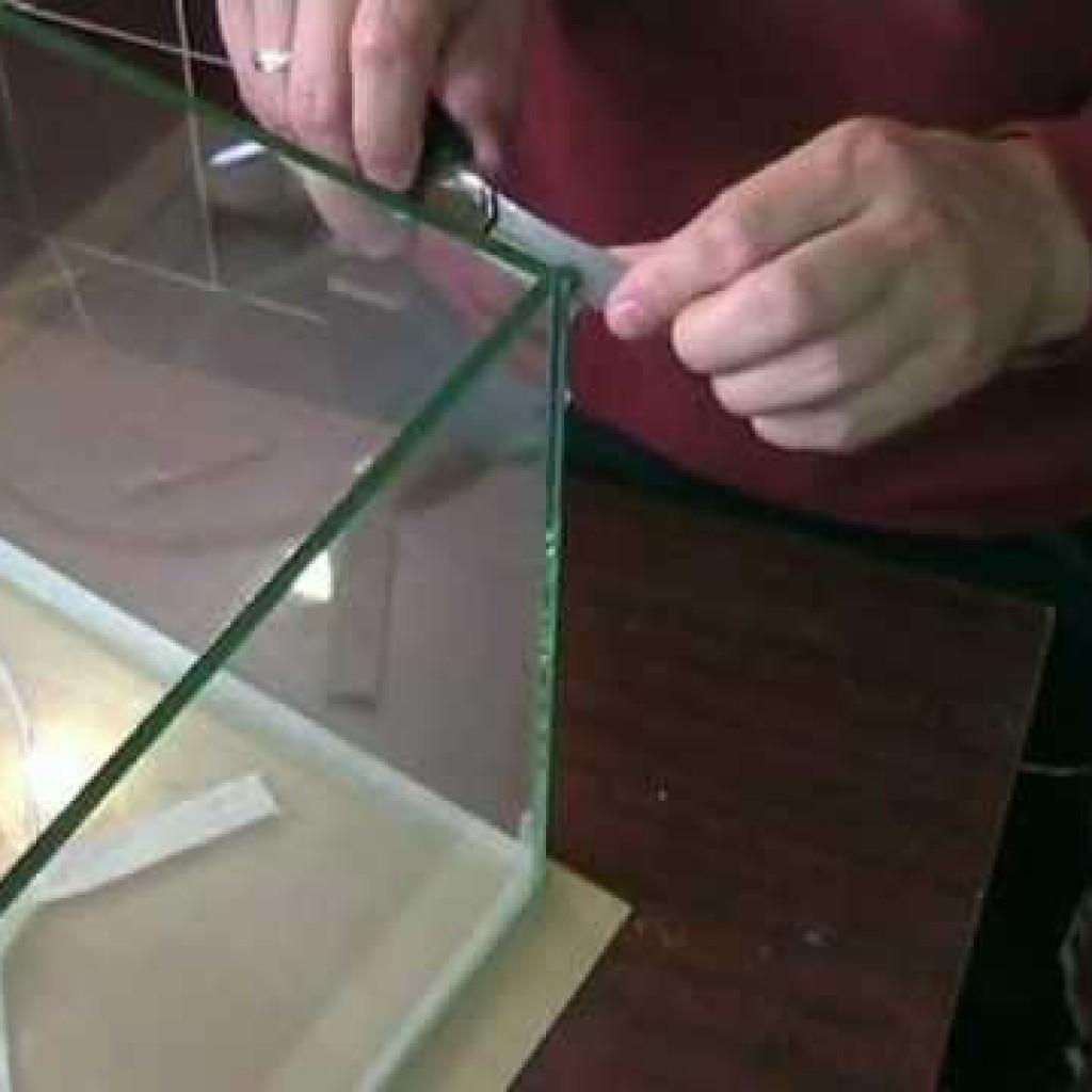 Видео как сделать большой аквариум своими руками