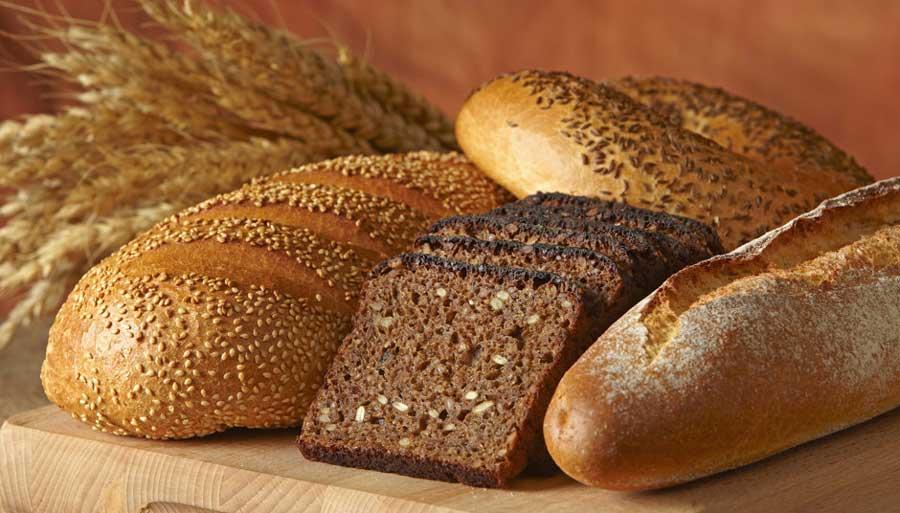 Хлеб всех сортов