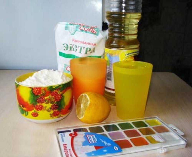 Как сделать в домашних условиях пластилин фиксики 70