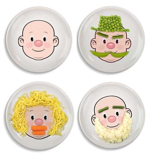 Тарелка для детей