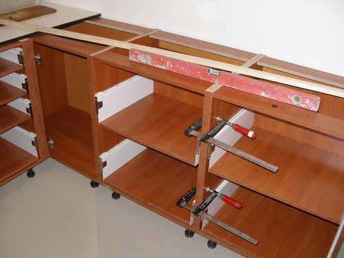 изготовление мебели на кухне своими руками