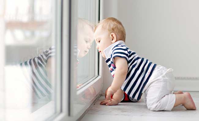 Пластиковые окна для детей