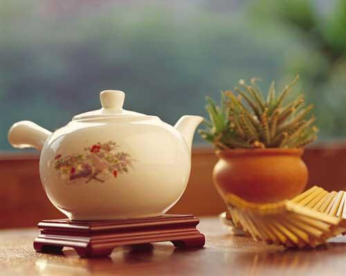 травяной чай после спа
