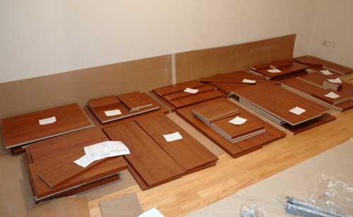 Установка мебели на кухне своими руками