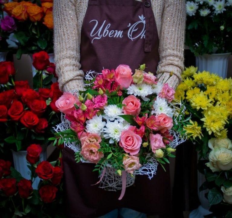 Букет с розами своими руками 58