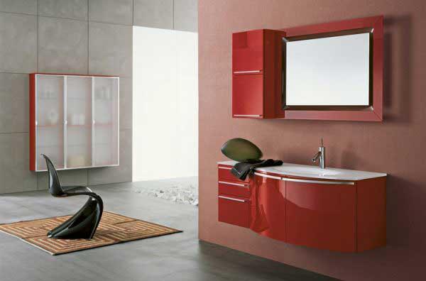 мебель в ванную