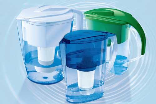 Очиститель для воды кувшин