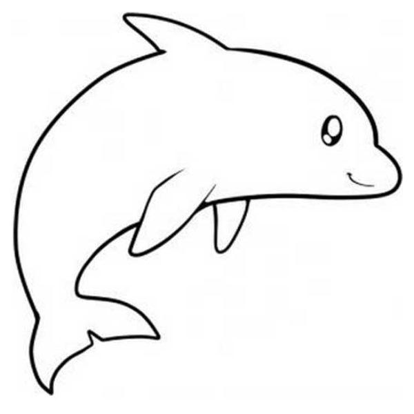shablon-dlja-applikacii-delfin