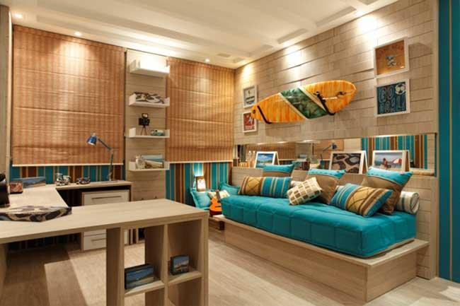 Стили комнат для подростков