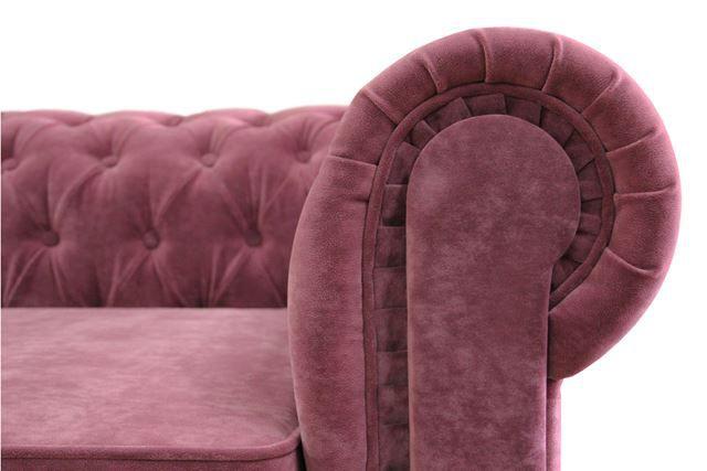диван в велюре