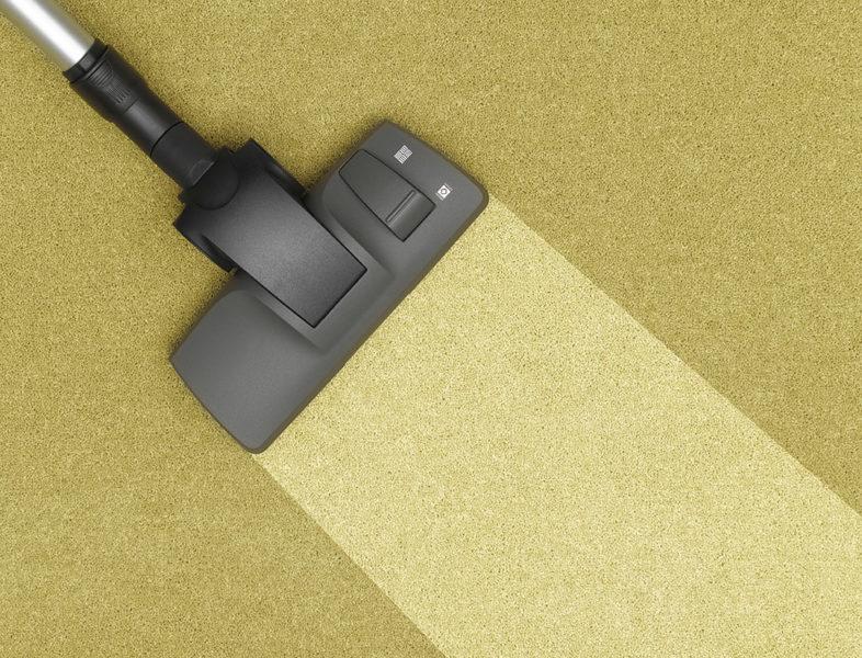 Как почистить ковролин моющим пылесосом