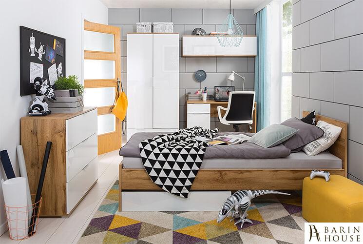 удобная кровать в детскую комнату