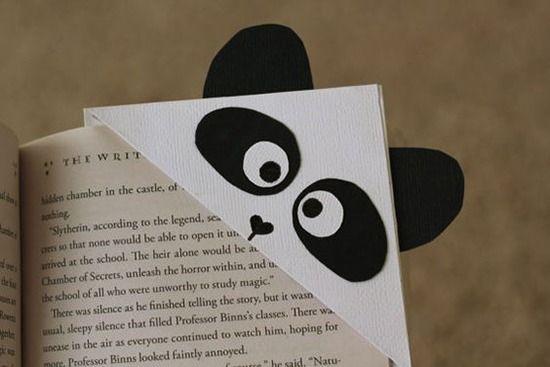 уголок панда