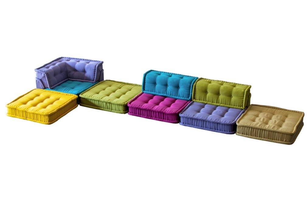Модульный диван-трансформер