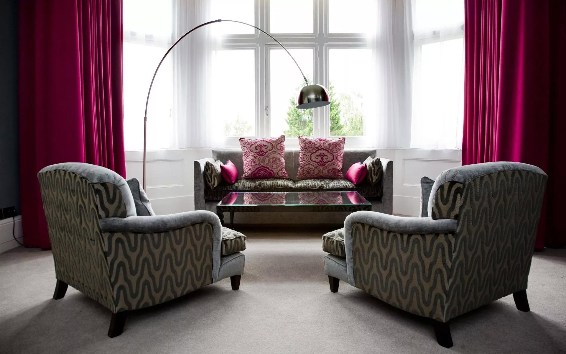 Ремонт в квартире - текстиль