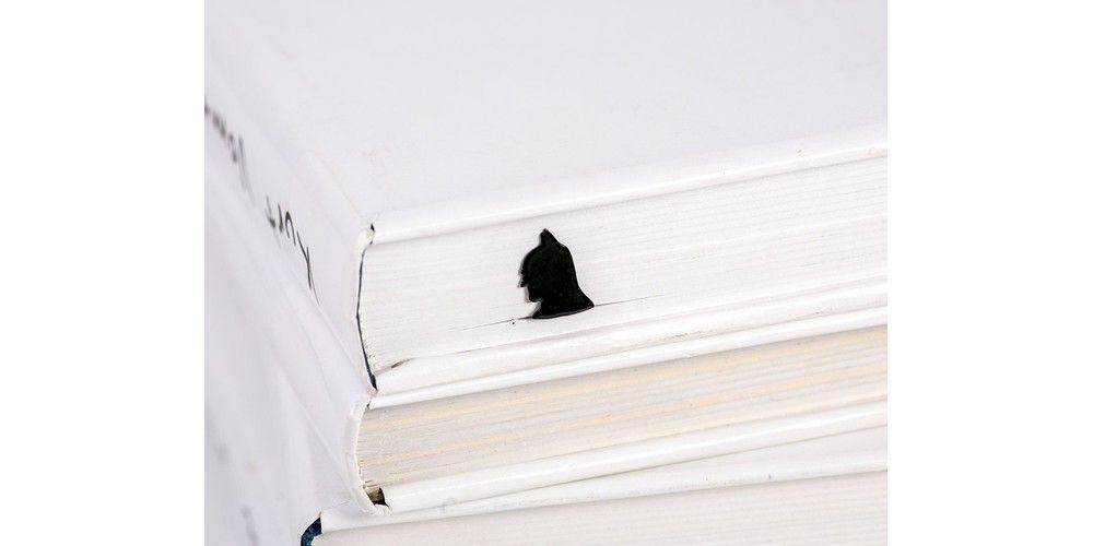 закладки для книг бэтмен
