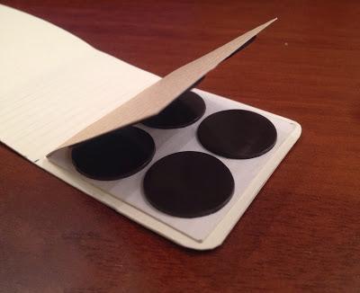 закладка для книг с магнитом
