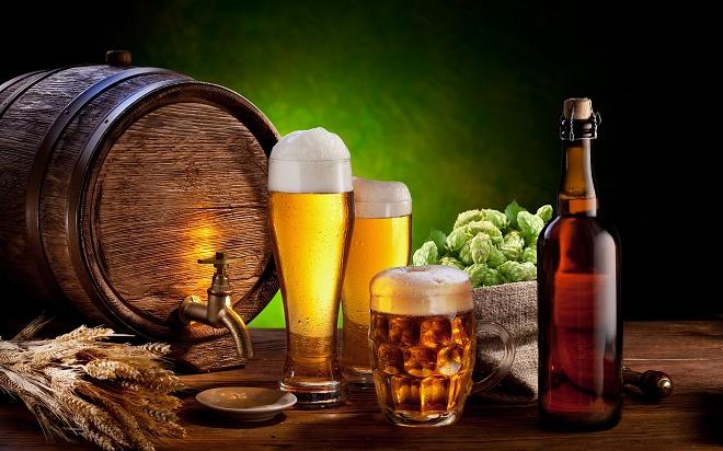 Как хранят собственное пиво
