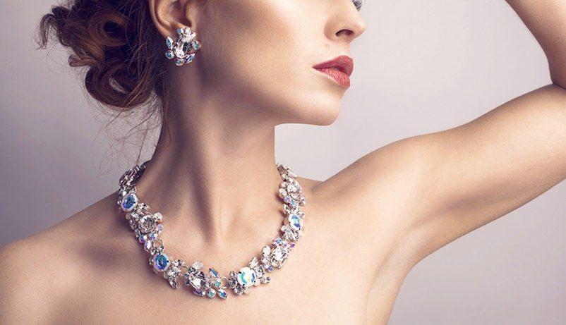 ювелирное украшение из серебра
