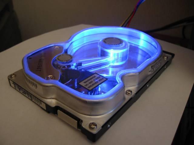 Что можно сделать из старого жесткого диска