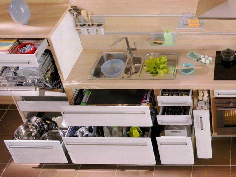Как правильно организовать кухонное пространство
