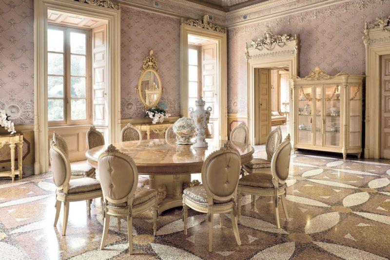 Как подобрать мебель для столовой